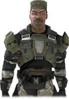 Sergeant Major Avery Junior Johnson