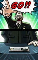 Commander Kahn