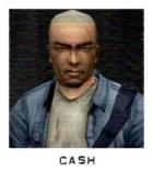 James Earl Cash