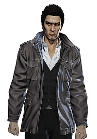 List of Characters in Yakuza 3 - Gamewise