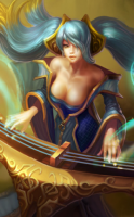 Sona, Maven of the Strings